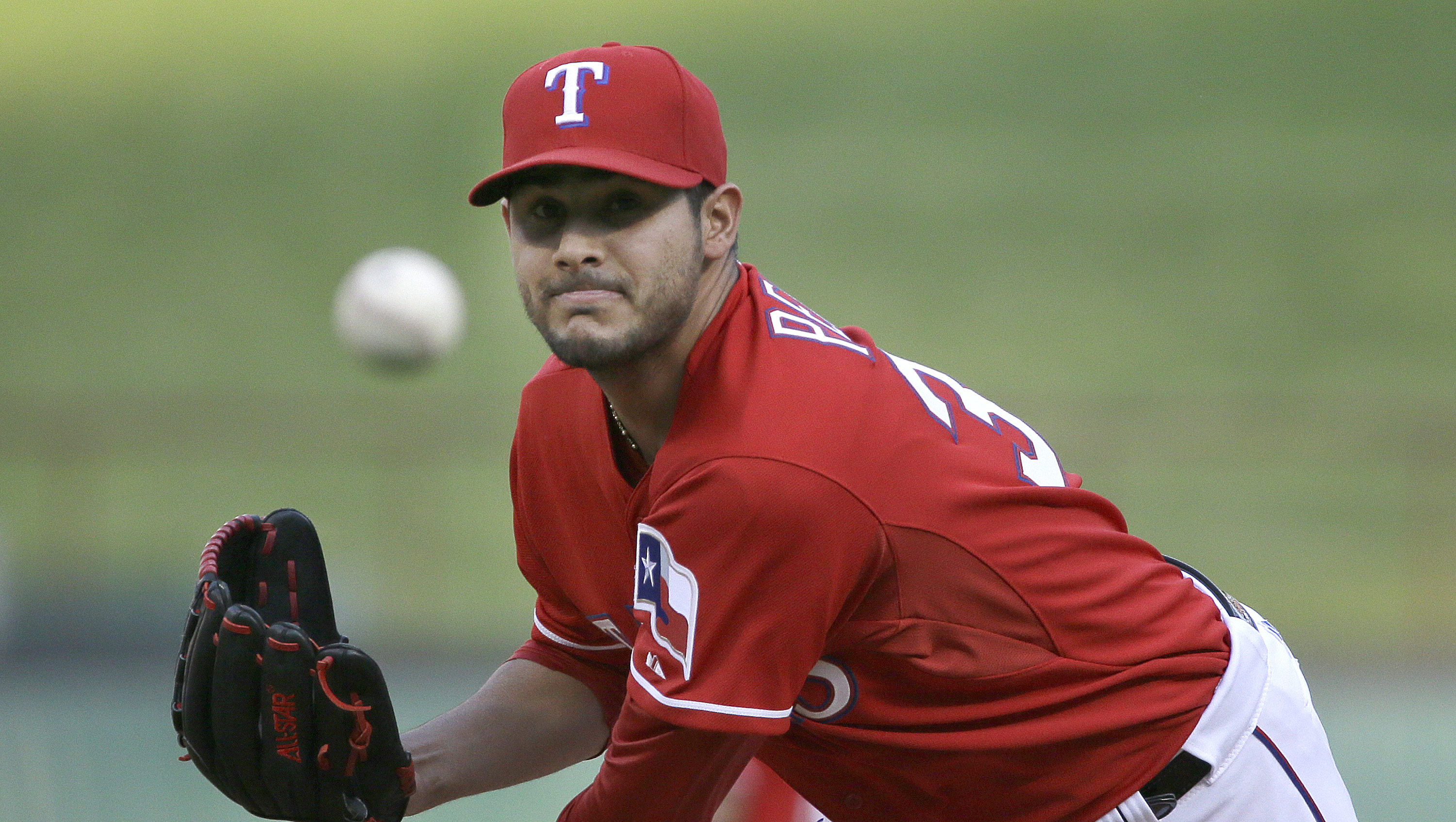 Color game ray otero - Texas Rangers Rangers Left Hander Martin Perez Knows He Needs To Be Better With The Lead Sportsday